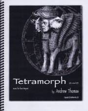 Thomas , Andrew - Tetramorph Music for four Timpani