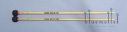 Ron Vaughn Woodblock Mallets SBM1.5R (ラタン柄) 【お取り寄せ商品】