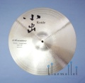 "Koide Cymbal Sensitive Classic Suspended 808/18"" Medium"