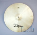 "Zildjian A.Zil 16"" Thin Crash"