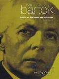 Bartok , Bela - Sonata for Two Piano & Percussion(Piano譜)