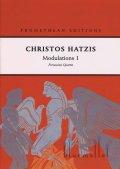 Hatzis , Christos - Modulations 1 (スコアのみ)