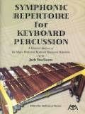Van Geem , Jack - Symphonic Repertoire for Keybord Percussion