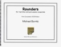 Burritt , Michael - Rounders for Marimba and Percussion Ensemble