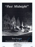Gauger , Tom - Past Midnight for 10 Percussion