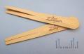 Zildjian Cymbal Russet Leather Strap Handles
