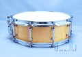 """Ludwig Snare Drum Classic Maple 14""""x5"""" LS401T-N 【お取り寄せ商品】"""