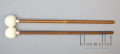 Playwood Timpani Mallet Wood Core Medium Soft PRO-350