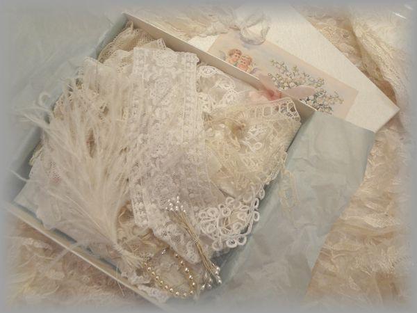 フランス手芸材料 ホワイト