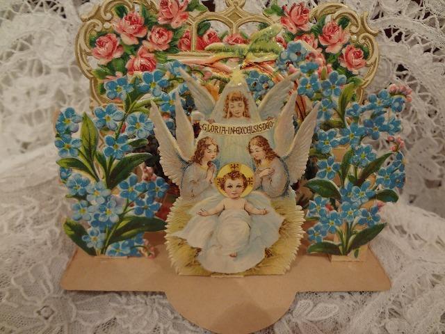 クロモス3Dカード天使