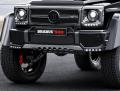 BRABUS フロントバンパー アドオン LEDデイライト/ウインカー W463 G550 4x4