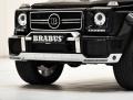 BRABUS フロントバンパー アドオン LEDデイライト/ウインカー W463 G63/65
