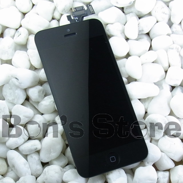 iphone 5 full assy black1