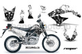 KLX125 (10-16) AMRデカール フルキット