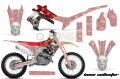 CRF450R (13-16) AMRデカール シュラウドキット