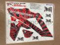 【アウトレット】AMR シュラウドキット Husqvarna SM250-450-510R 08-10 ディレクショナル 即納