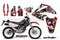 XR250/モタード (06-07) AMRデカール フルキット