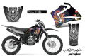 TTR125 (08-16) AMRデカール シュラウドキット