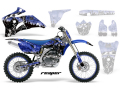 YZ125/250 (02-14) AMRデカール シュラウドキット