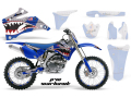 YZ250 (96-01) AMRデカール シュラウドキット