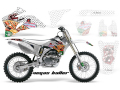 YZ450F (06-09) AMRデカール シュラウドキット
