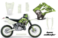 KDX 200 (95-06)/ KDX220 (97-05) AMRデカール シュラウドキット