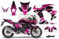 Honda CBR 400/500 Sport Bike Graphic Kit (13-15) AMRデカール コンプリートキットSPORTSBIKE