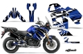 Yamaha Tenere 1200 Sport Bike Graphic Kit (12-14) AMRデカール コンプリートキットSPORTSBIKE