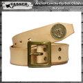 VASSER�ʥХå�����Anchor Concho Tip Belt Oldish Natural(�����������ƥ��åץ٥�� ������ǥ��å���ʥ�����)