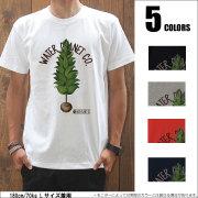【Tシャツパラダイス・まとめ買割引・2p5000円送無】【Botanical_Bulb/prd037】【メール便送料無料】半袖 Tシャツ s/s/