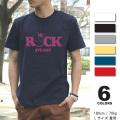【メール便OK】【まとめ買割引・Tシャツフェスタ対象】【Rock/fst012】半袖 Tシャツ s/s S M L XL LL/