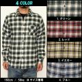 【半額★1995円】ネルチェックシャツ アメカジ