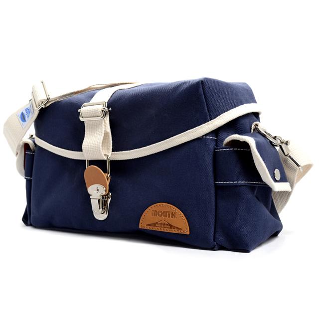 MOUTH カメラバッグ Delicious Tackle Bag デリシャス タックルバッグ MJS14035-KON [レッド/レトロ/日本製/おしゃれ/かわいい/兼用]