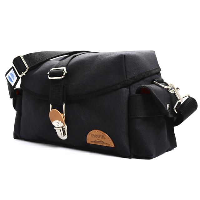 MOUTH カメラバッグ Delicious Tackle Bag デリシャス タックルバッグ MJS14035-KURO