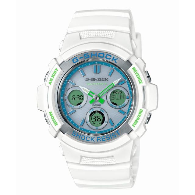 G-SHOCK ジーショック CASIO カシオ メンズ 腕時計  AWG-M100SWG-7AJF [20気圧防水/スポーツ]