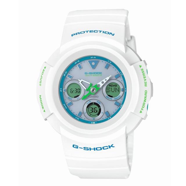 G-SHOCK ジーショック CASIO カシオ メンズ 腕時計  AWG-M510SWG-7AJF [20気圧防水/スポーツ]