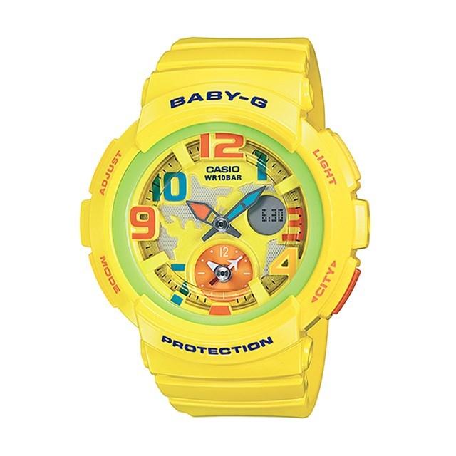 Baby-G ベビージー レディース 腕時計 ベビーG CASIO カシオ Beach Traveler Series ビーチ・トラベラー・シリーズ BGA-190-9BJF [国内正規販売店]