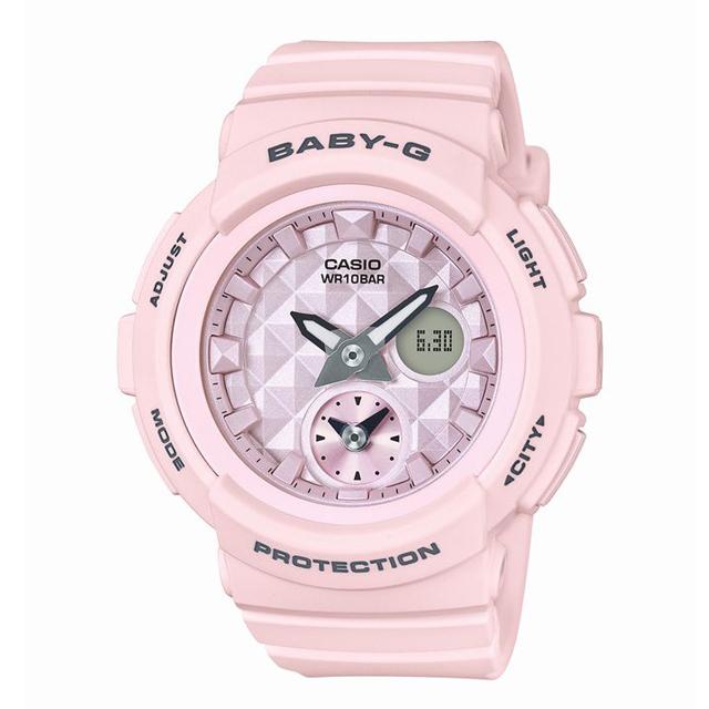 Baby-G ベビージー CASIO カシオ レディース 腕時計 Beach Colors(ビーチ・カラーズ) BGA-190BE-4AJF [10気圧防水/パステルカラー/メンズライク]