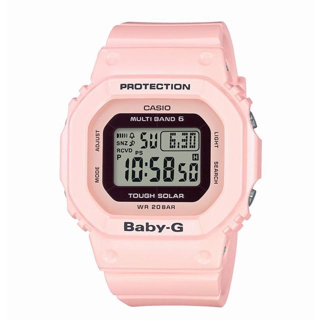 Baby-G ベビージー CASIO カシオ レディース 腕時計 Clean Style BGD-5000-4BJF [20気圧防水/デジタル]