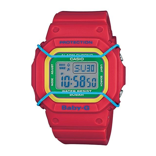 Baby-G ベビージー レディース 腕時計 ベビーG CASIO カシオ BGD-501-4BJF [国内正規販売店]