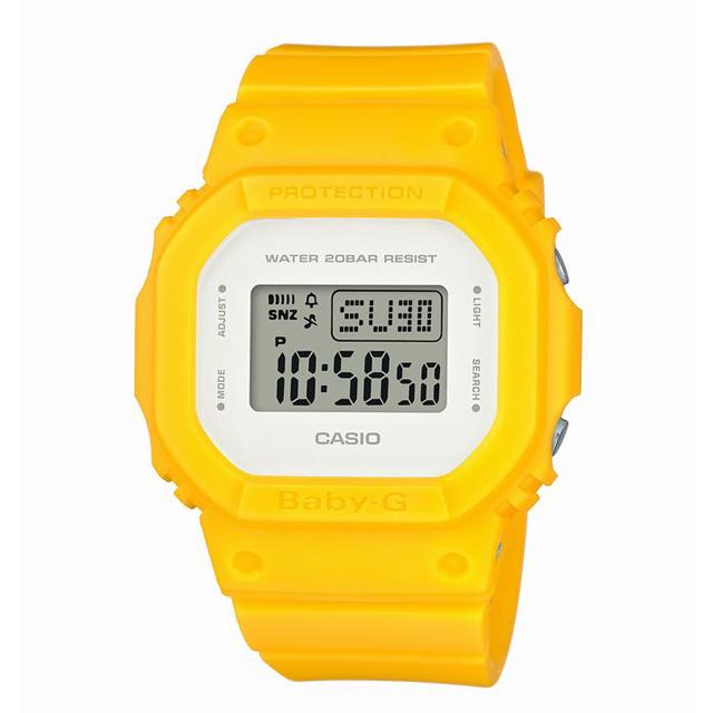 Baby-G ベビージー CASIO カシオ レディース 腕時計  BGD-560CU-9JF [20気圧防水/デジタル]
