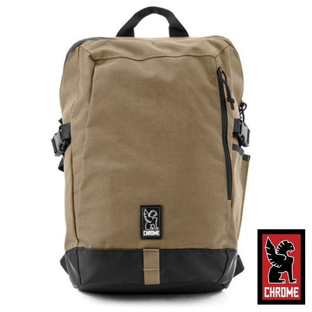 CHROME クローム メンズ バッグ ROSTOV ロストフ Ranger/Black レンジャー/ブラック BG187MLBK [ミリタリー/カーキ/バックパック/デイパック/リュック/ビジネス/トラベル/旅行/国内正規販売店/Authorized Dealer]