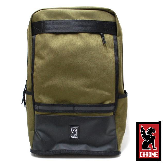 CHROME クローム メンズ バッグ HONDO ホンドー Ranger/Black BG219MLBK [ミリタリー/カーキ/バックパック/デイパック/リュック/ビジネス/トラベル/旅行]