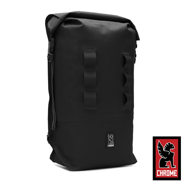 CHROME クローム メンズ バッグ URBAN EX ROLLTOP 18 アーバン EX ロールトップ 18 Black/Black BG217BKBK [ブラック/バックパック/デイパック/リュック/ビジネス/トラベル/旅行]