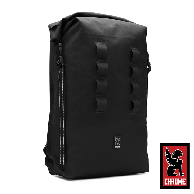 CHROME クローム メンズ バッグ URBAN EX ROLLTOP 28 アーバン EX ロールトップ 28 Black/Black BG218BKBK [ブラック/バックパック/デイパック/リュック/ビジネス/トラベル/旅行]
