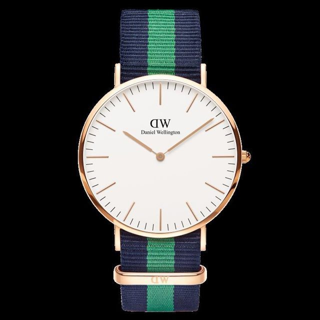 DanielWellingtonダニエルウェリントンメンズ腕時計ClassicWarwickRosegold0105DW