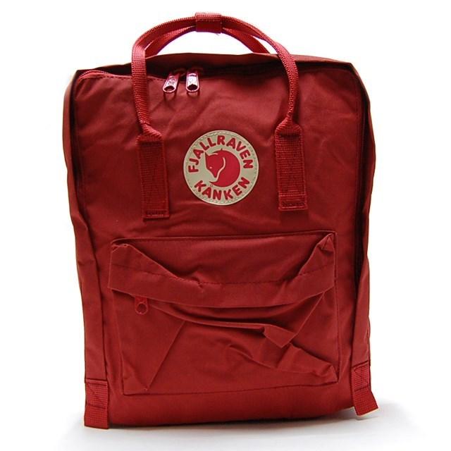 FJALLRAVEN フェールラーベン Kanken カンケン Deep Red ディープレッド FR23510N-325  [リュック/デイパック/2WAY/国内正規販売店]