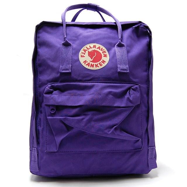 FJALLRAVEN フェールラーベン Kanken カンケン Purple パープル FR23510N-580 [リュック/デイパック/2WAY/国内正規販売店]