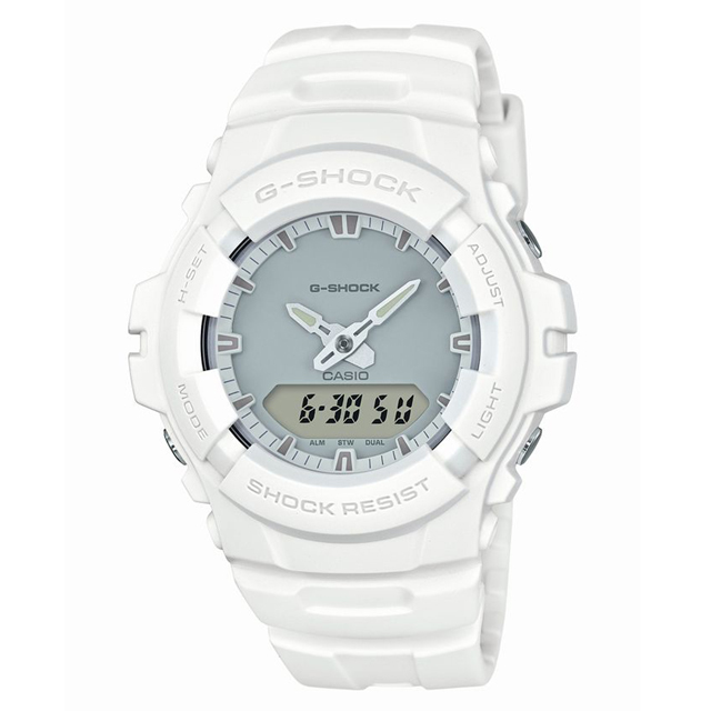 G-SHOCK ジーショック CASIO カシオ メンズ 腕時計  G-100CU-7AJF [20気圧防水/アナログ/ミリタリー]