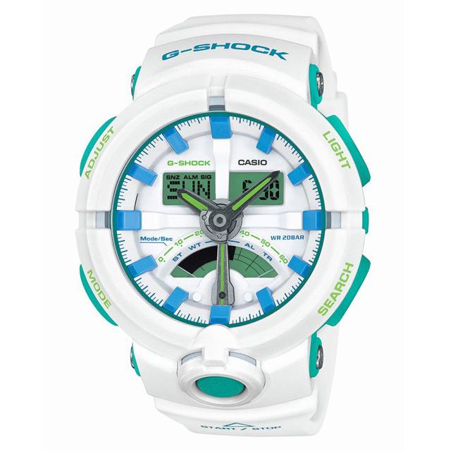 G-SHOCK ジーショック CASIO カシオ メンズ 腕時計  GA-500WG-7AJF [20気圧防水/スポーツ]